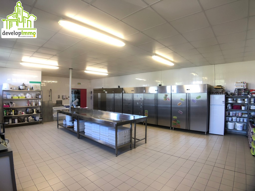 Mondeville Vallée Barrey Local Professionnel Laboratoire Alimentaire